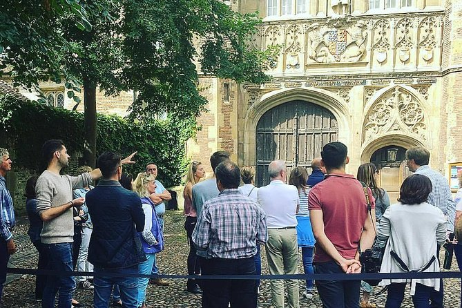 A current student or graduate-guide from Cambridge University will take you on a 90-minute enthralling journey through time as we recount to you the colourful story of Cambridge and its famous university while providing an authentic insight into student life.