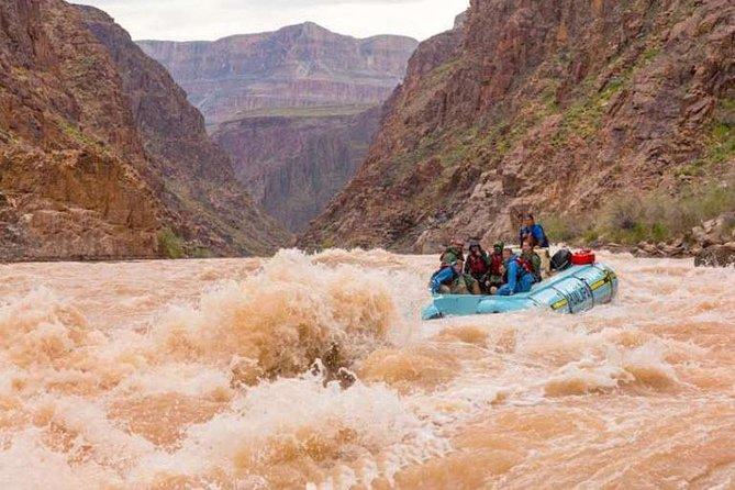 Self-Drive 1-Day Grand Canyon Whitewater Rafting Tour, Las Vegas, NV, ESTADOS UNIDOS