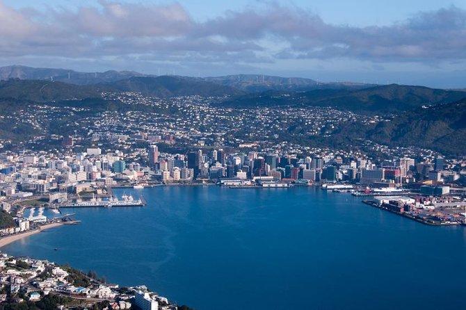 Excursión por la costa de Wellington: Recorrido turístico de la ciudad, Wellington, NUEVA ZELANDIA