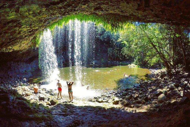 Byron Surrounds: Nimbin Waterfall Adventure - Swimming Tour, Byron Bay, AUSTRALIA
