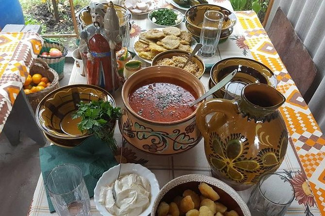 Private Ukrainian Village Tour with Traditional Lunch, Kiev, UCRANIA