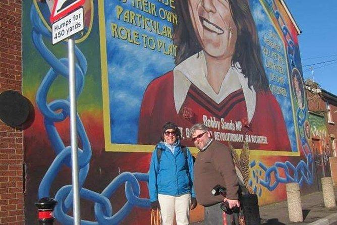 MÁS FOTOS, Official World Famous Belfast Taxi Tour