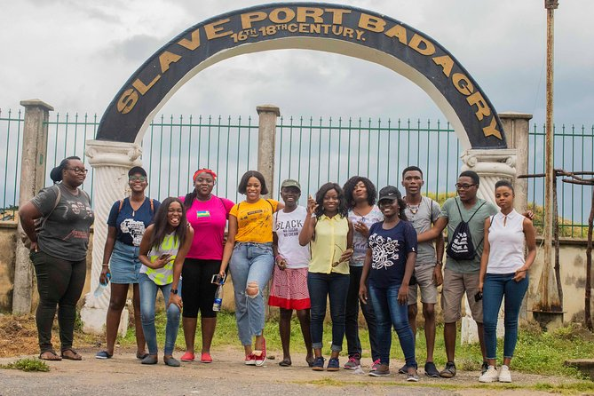 Explore Badagry Slave Route, Lagos, Niger