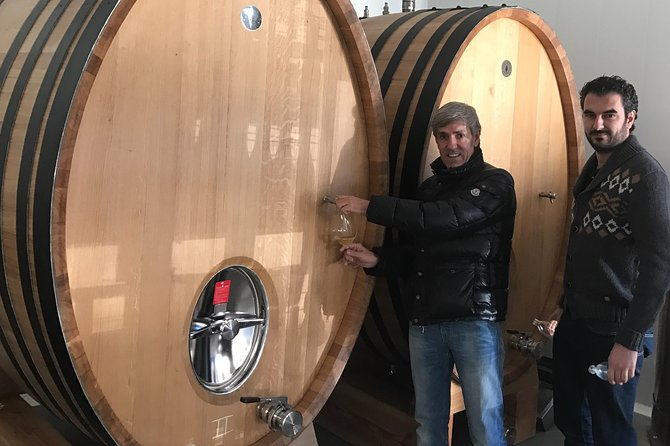 Winery Tour and tasting in Valladolid, Segovia, Espanha