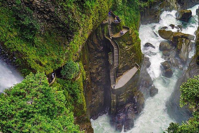 From the Andes to the Amazon 3D- 2N Quilotoa- Baños- Puyo- Cotopaxi, Baños, ECUADOR