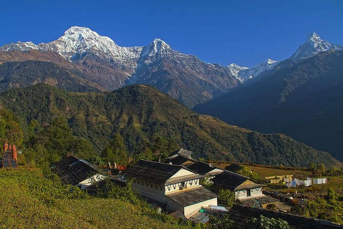 MORE PHOTOS, Ghandruk Trekking
