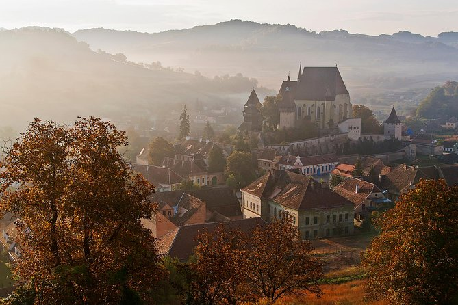 Private three days tour to Sibiu, Brasov and Sighisoara from Cluj-Napoca, ,