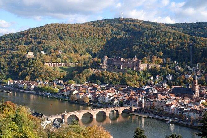Excursión de 3 días con su propio coche a Heidelberg, Schwetzingen y Maulbronn desde Heidelberg, ,