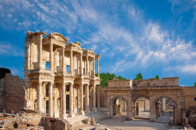 2-Day Ancient Ephesus and Pamukkale Hot Springs Tour from Bodrum, Bodrum, TURQUIA
