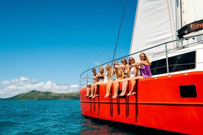 2-Night Whitsunday Islands All-Inclusive Sailing Tour from Airlie Beach, Airlie Beach, AUSTRALIA