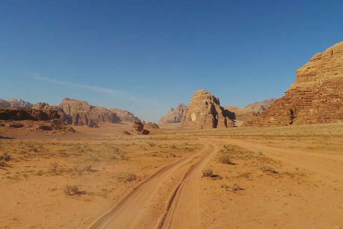 Petra Wadi Rum and the Dead Sea in 3 Days, Petra, JORDANIA