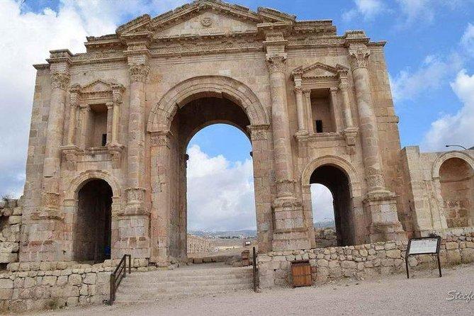 4-Day Tour from Amman: Amman, Nebo, Jerash, Petra, Wadi Rum and Dead sea, Aman, JORDANIA
