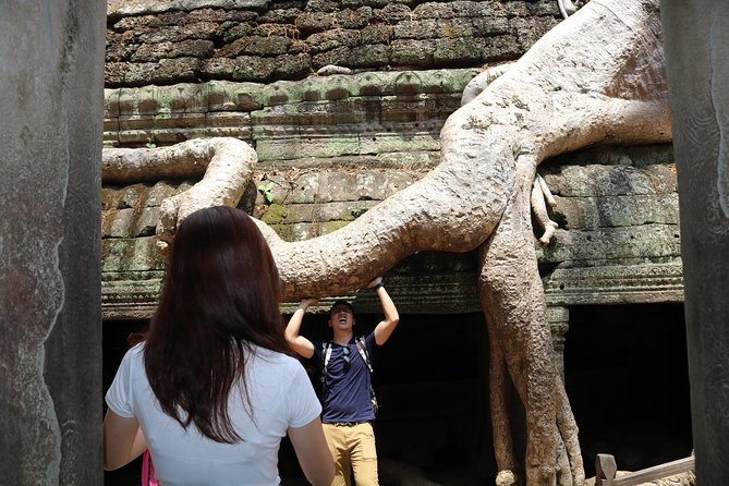 Explore the best of Siem Reap Cambodia with the ancient city temples of Angkor and Cambodian local villages'.<br><br>Enjoy the private tour with approximately 9hours on the 1st day and 4 hours (morning) on the 2nd day with Angkor Wat the world's largest sacred, the fortified city of Angkor Thom, the jungle-enveloped Ta Prohm and the beautiful sunset view on top of Pre Rup Temple. Walk through rural communities, meet local families, learn palm leaf weaving, rice planting or rice harvesting depend on the season. You will also lead by the host to see duck farm, crocodile farm and so on.