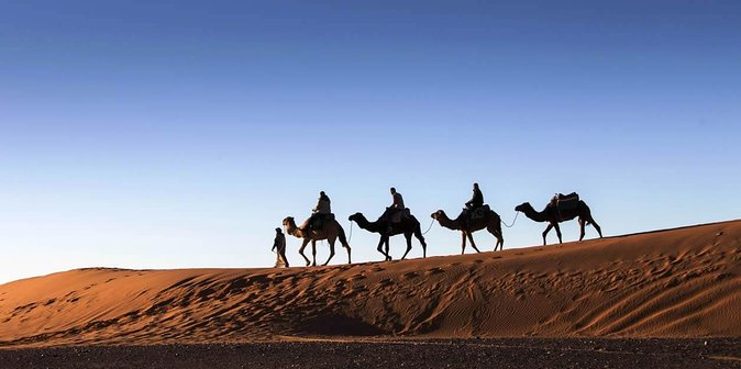 3 Days Desert Trip from Fes to Merzouga with Overnight in Tent & return to Fes, Fez, Morocco