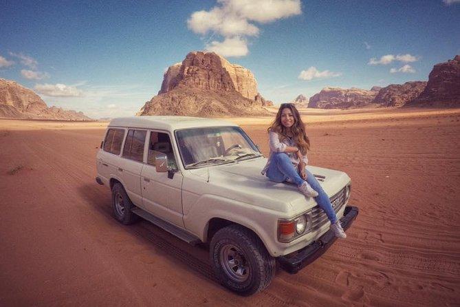 3 Days Wadi Rum and Petra Tour from Wadi Arava Border, Petra, JORDANIA