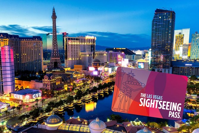 Make the most of your trip to Las Vegaswith TheLas Vegas Sightseeing Flex Pass. Choice of 2, 3, 4, 5, 6 or 7 attractionsand visit them at your own pace over a 30-day period. Receive instant delivery, your pass contains a unique code for immediate use.