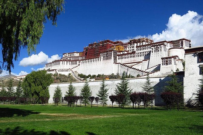 4-Day Private Short Tour of Lhasa City Higlights, Lhasa, CHINA