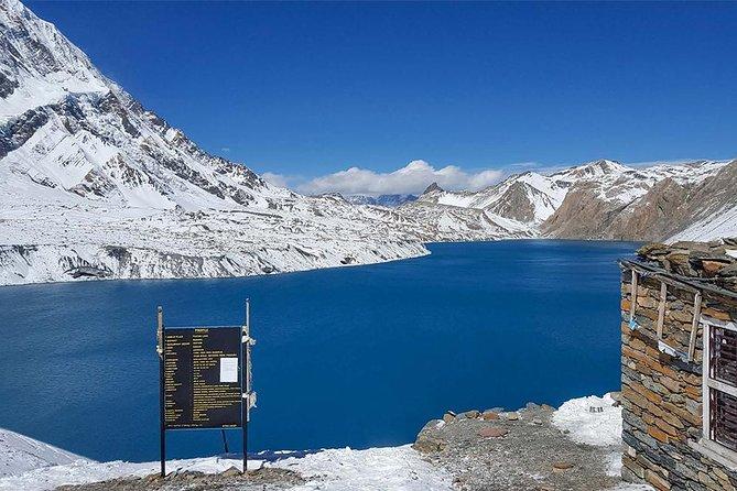 Circuito en el Annapurna con senderismo en el Lago Tilicho, Katmandu, NEPAL