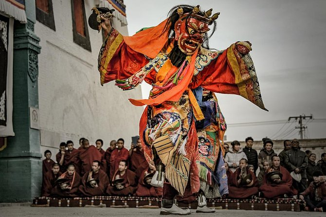 10-Days Private Trip: The Great Monlam Festival Starts in Tibetan New Year!, Lanzhou, CHINA
