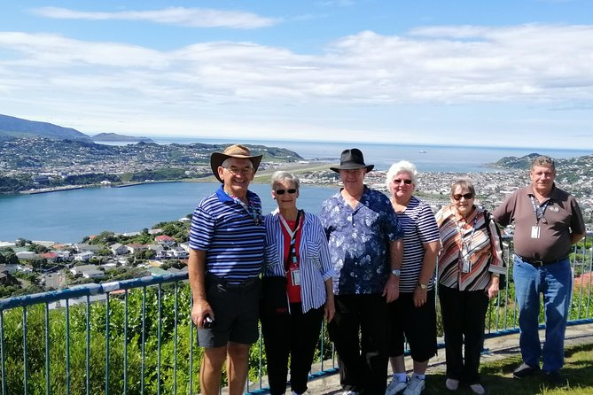 Spectacular Wellington: Private Sightseeing Tour - Full Day, Wellington, NUEVA ZELANDIA