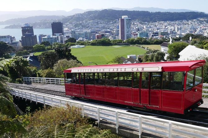 Spectacular Wellington: Private Sightseeing Tour - Full Day, Wellington, NOVA ZELÂNDIA