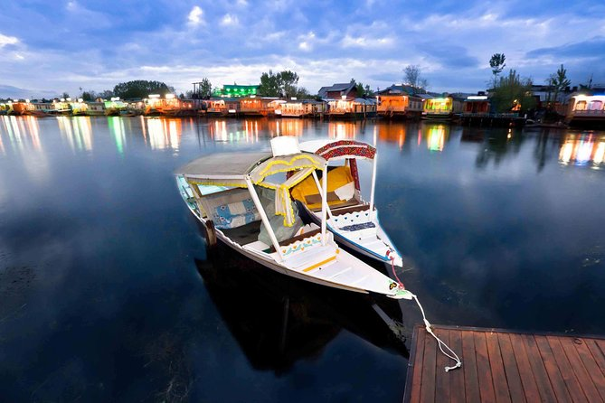 Explore the beauty of Kashmir with a 5-night tour of its famous places, including Srinagar,Sonmarg, Pahalgam and Gulmarg. Experience the magic of nature with a shikara ride on Dal Lake and stroll in the royal Mughal gardens. Embrace nature's beauty during a ride in the Gulmarg gondola and explore the 110-year old St. Mary's Church. Betaab Valley in Pahalgam is also a favorite campsite of travelers as it also serves as a base camp for trekking and further exploration of the surrounding mountains.
