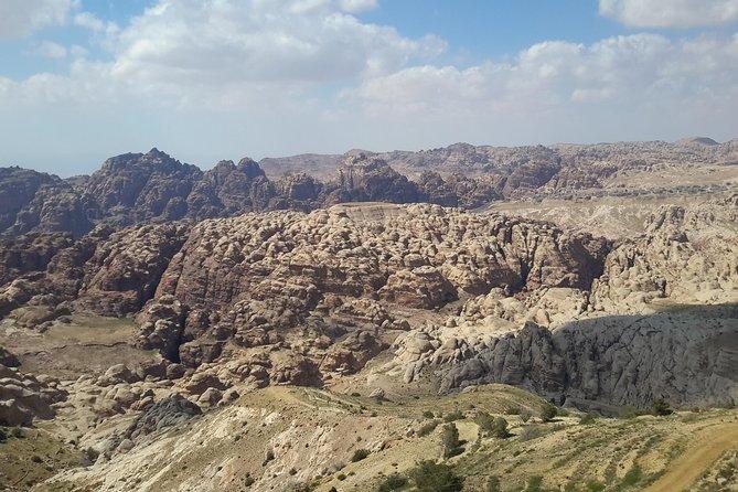 Petra desde el mar Muerto o desde Amman - Visita guiada privada, ,