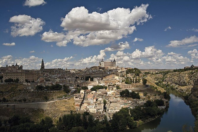 Toledo Full Day on your Own with Walking Tour Included, Madrid, Spain