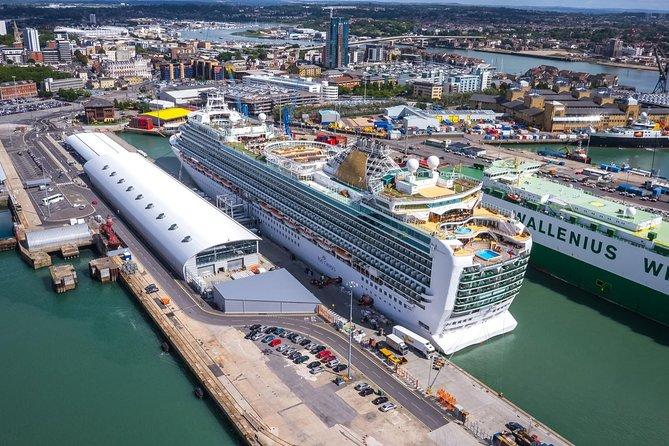 Southampton Cruise terminal to London Via Salisbury & Stonehenge, Southampton, INGLATERRA