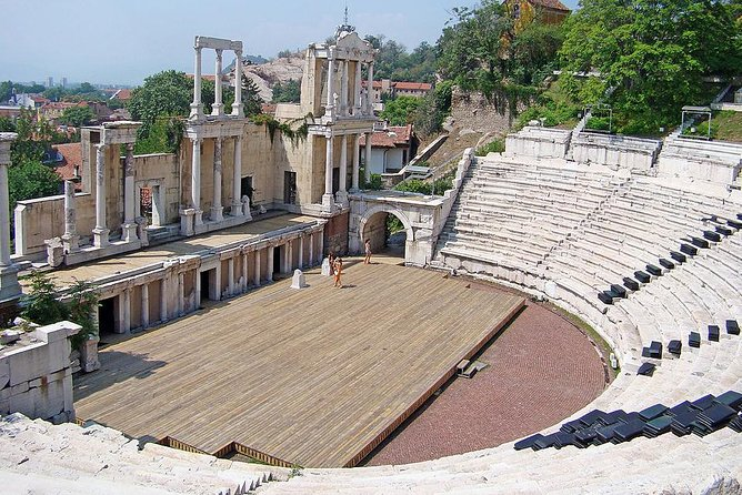 Discover the Roman remains of the city Plovdiv and marvel at the Bulgarian National Revival buildings of the charming mountainous town of Koprivshtitsa at your own pace on a day trip from Sofia. <br><br>On this private trip you will see two must-see sites in just a day. Benefit from a comfortable round trip transportation with friendly English-speaking driver, while enjoying the freedom to explore the places at your own pace. <br><br>The time allowed at both visited town is enough to see the main highlights of the sites and to make the most of your day out of Sofia.