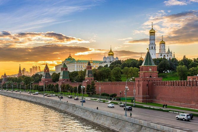 Private Tour of the Moscow Kremlin and Red Square, Moscovo, RÚSSIA