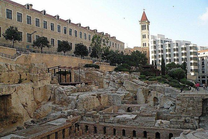 Excursão de dia inteiro de Beirute, Beiteddine e Deir El Qamar, Beirut, Líbano