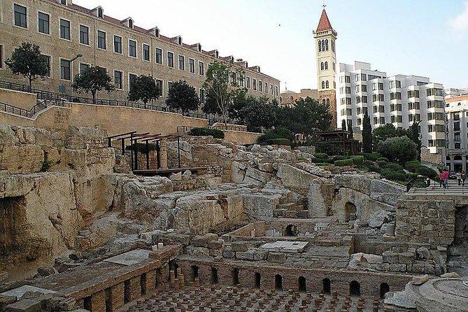 Excursão a pé histórica em Beirute, Beirut, Líbano
