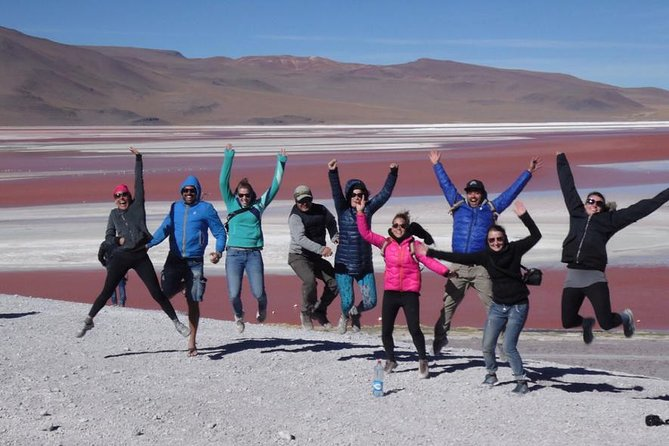 An exciting journey between Chile and Bolivia, exclusive tour to the Andes, Bolivian altiplano and the visit and crossing of the salar de Uyuni.<br><br>You will be accompanied in private tour to the discovery of this extraordinary wild landscape by reliable drivers and guides that will make your trip pleasant, relaxing and safe.<br><br>Customized private tours based on:<br><br>Starting place: San Pedro de Atacama or Calama (Chile) <br><br>Activities: Our team is pleased to support you in all your requests for walking/hiking, trekking, birdwatching or any wildlife observation, photography/multimedia location projects, geology, archeology or any special interest, always in safe condition.