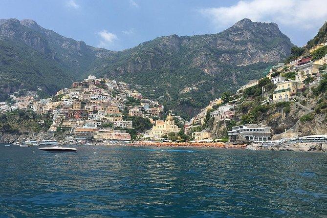 Private Amalfi Coast Mini-Motor Boat Excursion from Amalfi Coast Towns, Amalfi, ITALIA