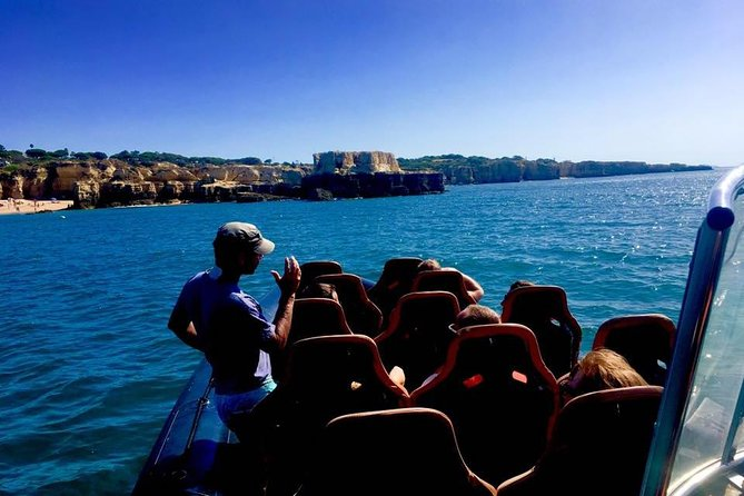 Dolphin Watching and Cave Tour near Albufeira, Albufeira, PORTUGAL
