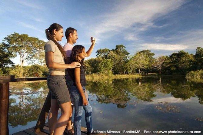 Skip the Line: Estancia Mimosa Admission Ticket, Bonito, BRASIL