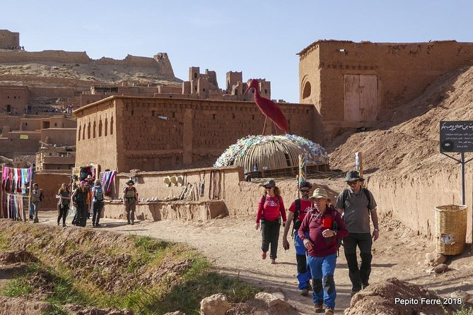 Ksar of Ait-Ben-Haddou Half-Day Tour, Uarzazat, MARROCOS