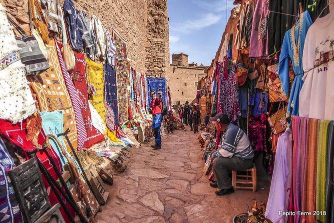 Ksar of Ait-Ben-Haddou Half-Day Tour, Uarzazat, Morocco