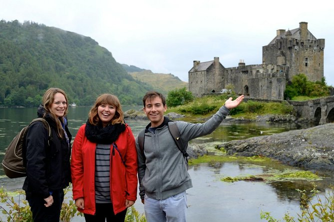 MÁS FOTOS, 3-Day Budget Backpacker Isle of Skye and the Highlands Tour from Edinburgh