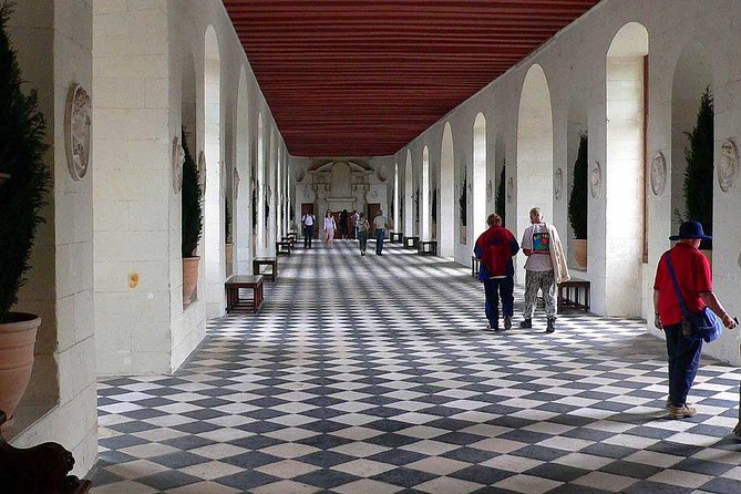 Guided walking tour of Chenonceau chateau, Loire Valley, FRANCIA