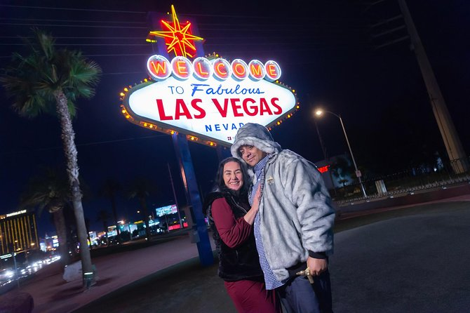 3 Hour Private Limo Photo Tour, Las Vegas, NV, ESTADOS UNIDOS