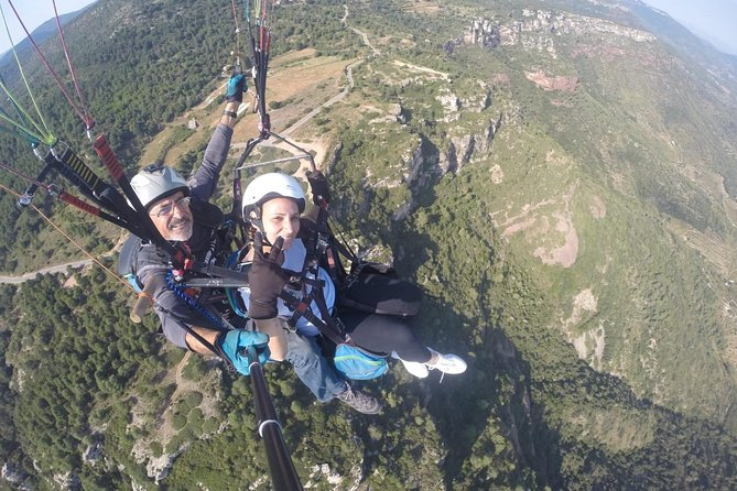 Adrenaline,adventure,amazing landscapes, good memorys, culture,fotos,video. Panorame of mountains of Mussara 1000 meter altitude