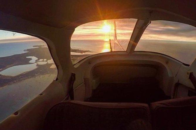 Rottnest Island & Perth City Scenic Flight, Perth, AUSTRALIA