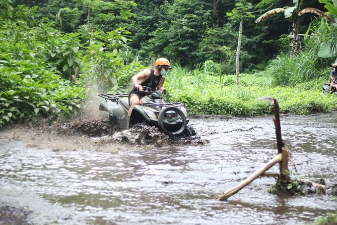 This combination adventures is very good for you if you love challenging and want enjoy the beautiful of bali nature with unique way. So lets pump your adrenaline with atv and white water rafting adventure. This program also good for everyone; kids, adults and i guarantee you will get a nice holiday.