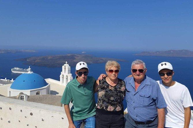Private Half-Day Tour of Santorini North Side, Santorini, GRECIA