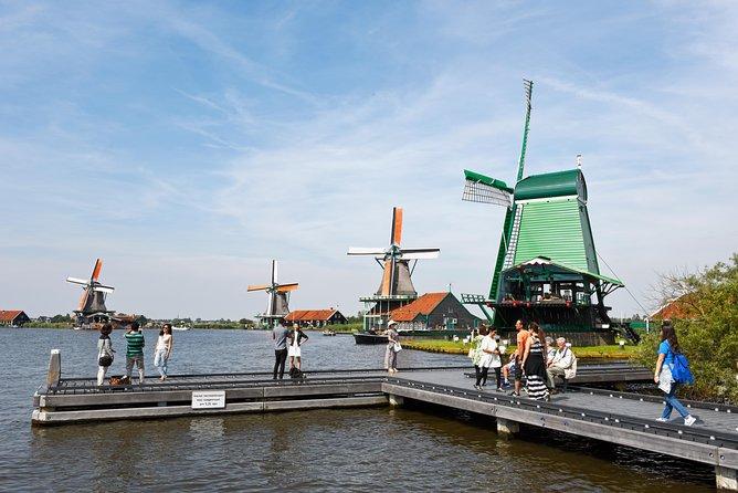 Excursión cultural y a la campiña holandesa desde Ámsterdam, incluidos Zaanse Schans, Edam y Volendam, Amsterdam, HOLANDA