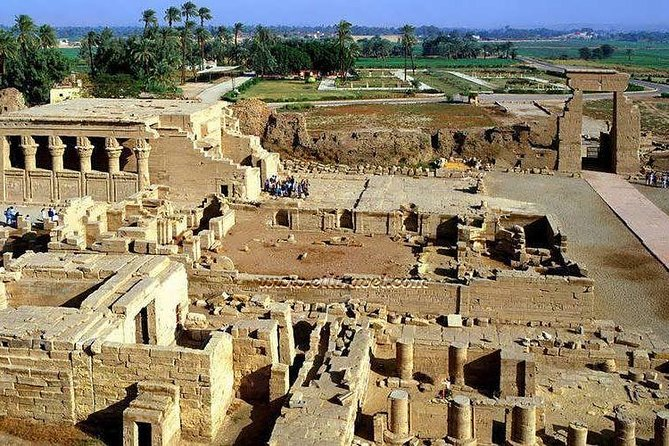 Enjoy a Private day tour Dendera temple s and Abydos temples from Hurghada to Visit the temple of Hathor,The Goddess of Love,Music and Healing then travel to Abydos to visit the temple of Osiris,Abydos was one of the most important religious sites to ancient Egyptians. Much like modern Muslims hope to complete a pilgrimage to Mecca at least once in their lifetime, ancient Egyptians would have hopes to visit Abydos, which for them was strongly associated with the entrance into the afterlife.