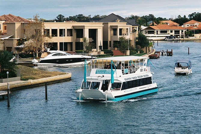 Mandurah Dolphin and Scenic Canal Cruise, Mandurah, AUSTRALIA