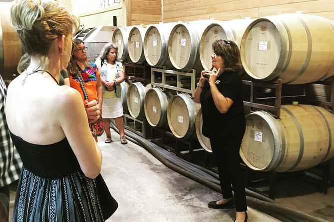 Taste of Fredericksburg Wine Tour from San Antonio, San Antonio, TX, ESTADOS UNIDOS